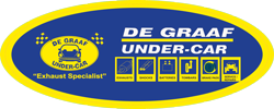 De graaf Under Car Logo